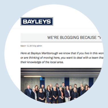Bayleys Marlborough